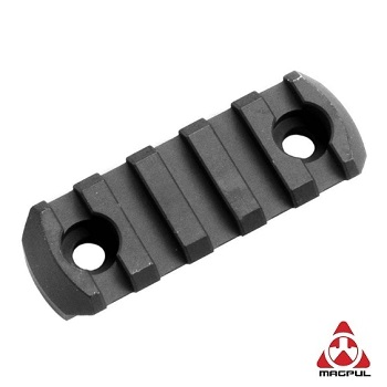 Magpul ® M-LOK Aluminium Rail Section (5 Slots) - Black