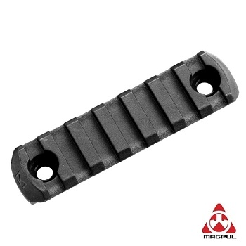 Magpul ® M-LOK Polymer Rail Section (7 Slots) - Black