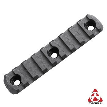 Magpul ® M-LOK Polymer Rail Section (9 Slots) - Black