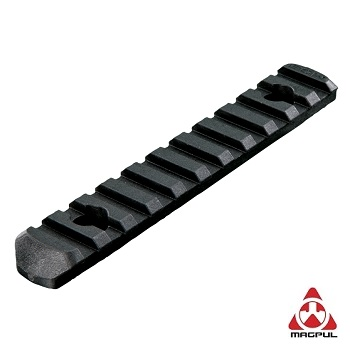 Magpul ® MOE Polymer Rail Section (11 Slots) - Black
