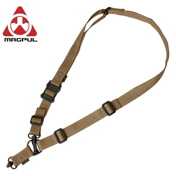 Magpul ® MS4 (Gen2) Dual QD 1/2 Point Sling - Coyote Brown