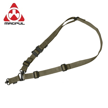 Magpul ® MS4 Dual QD (Gen2) 1/2 Point Sling - Ranger Green