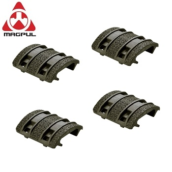 Magpul ® XTM Enhanced Rail Panels (4er Pack) - OD Green