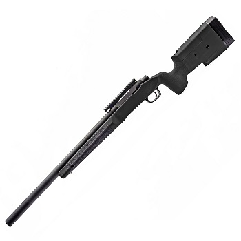 "Maple Leaf MLC-338 Spring Sniper Rifle ""Deluxe Edition"" - Black"