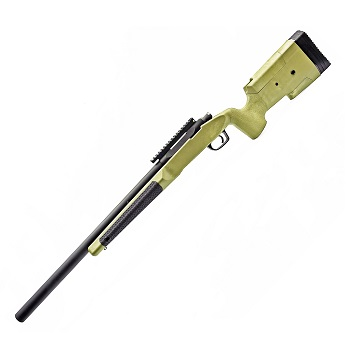 "Maple Leaf MLC-338 Spring Sniper Rifle ""Deluxe Edition"" - Foliage Green"