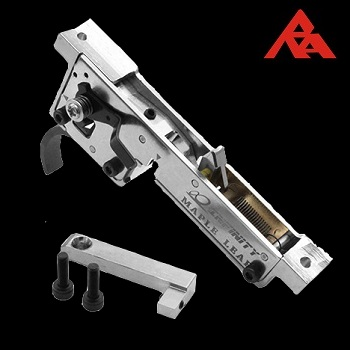 RA-Tech x Maple Leaf CNC Steel Trigger-Box Set 90° für VSR Serie