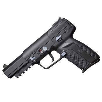 Marushin x FN Five-seveN 5-7 Co² BlowBack - Black