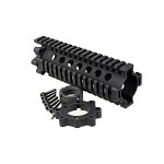 MadBull x Daniel Defense 7.62 Lite Rail (7 inch) - Black
