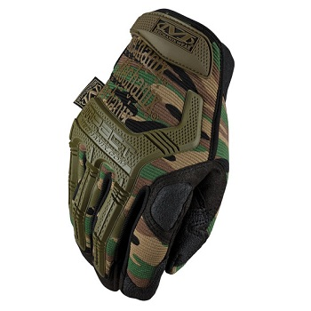 Mechanix ® M-Pact Gloves, Woodland - Gr. M