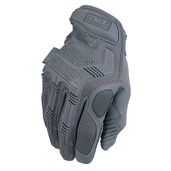 Mechanix ® M-Pact Gloves, Wolf Grey - Gr. XL