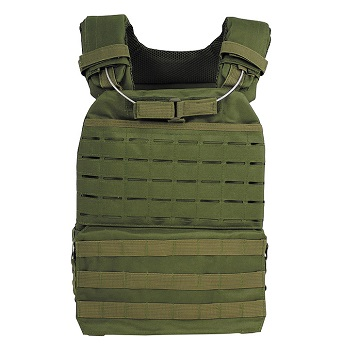 "MFH Tactical Weste ""Laser Molle"" - Olive"