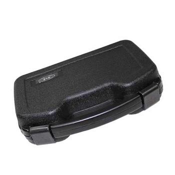 MFH Pistolenkoffer aus Kunststoff, groß -  Schwarz