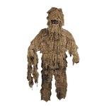 "MFH ""Ghillie Suit"" (Jacke, Hose, Hut) Desert - Gr. XL/XXL"