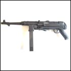 blfr AGM MP40 Electric Airsoft SMG - Black