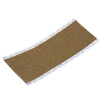 MSM ® Adhesive Loop Military VELCRO ® (4inch x 1 foot) - Marine Coyote