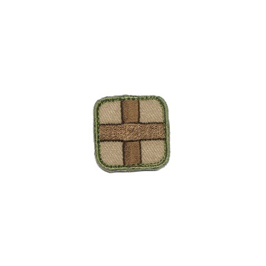 "MSM ® Medic Square 1"" Patch - MultiCam"