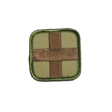 "MSM ® Medic Square 2"" Patch - MultiCam"