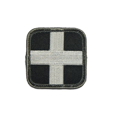 "MSM ® Medic Square 2"" Patch - SWAT"