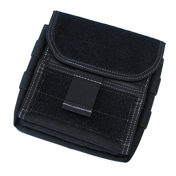 MSM ® x Maxpedition ® Monkey Combat Admin Pouch - Black