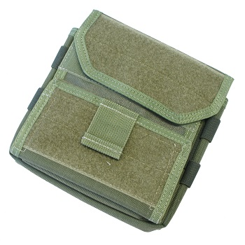 MSM ® x Maxpedition ® Monkey Combat Admin Pouch - OD Green