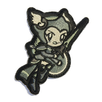 MSM ® Cute Valkyrie Patch - ACU