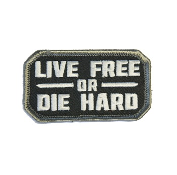 MSM ® Live Free or Die Hard Patch - SWAT