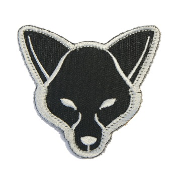 MSM ® Fox Head Patch - SWAT (A)
