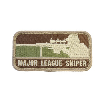 MSM ® Major League Sniper Patch - ARID