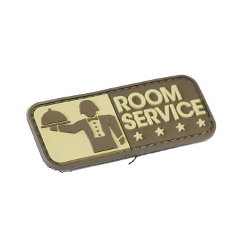 MSM ® Room Service PVC Patch - Desert