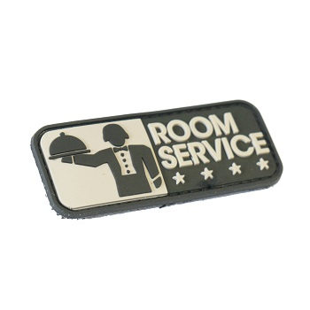 MSM ® Room Service PVC Patch - SWAT