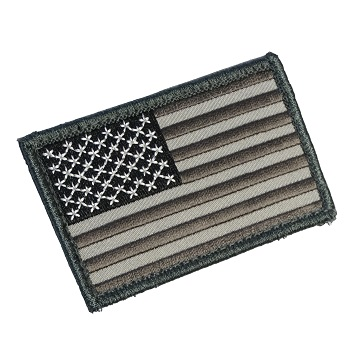 MSM ® US Flag Patch - SWAT