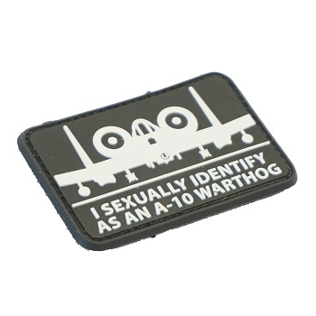 MSM ® A-10 Sexual PVC Patch - Urban