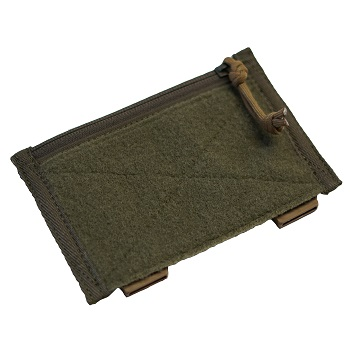 MSM ® x Tactical Tailor ® Small Molle Patch Panel - Foliage Green