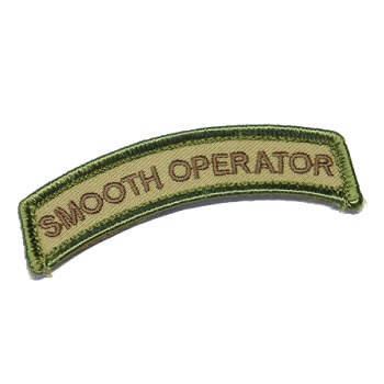 MSM ® Smooth Operator Patch - MultiCam