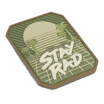 MSM ® Stay Rad PVC Patch - MultiCam