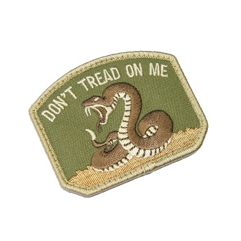 MSM ® Don't Tread Patch - MultiCam