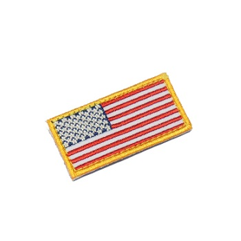 MSM ® US Flag Mini Patch - Color