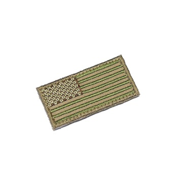 MSM ® US Flag Mini Patch - MultiCam
