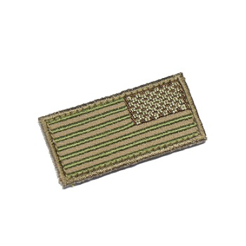 MSM ® US Flag Mini Rev Patch - MultiCam