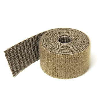 MSM ® Military One-Wrap VELCRO ® (1inch x 1 yard) - Marine Coyote