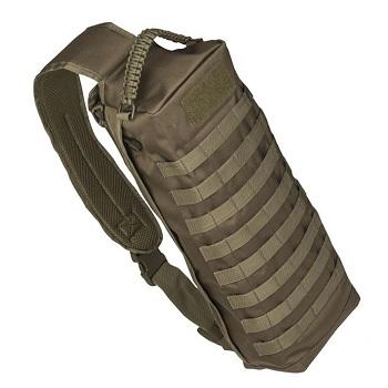 Mil-Tec Sling Bag Tanker Rucksack - Olive