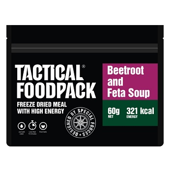 Tactical Foodpack ® Beetroot and Feta Soup