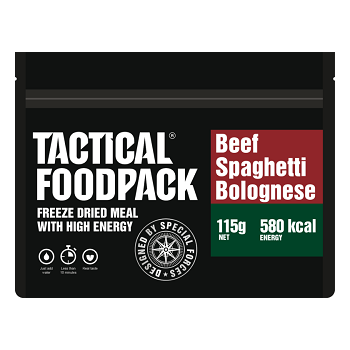 Tactical Foodpack ® Beef Spaghetti Bolognese