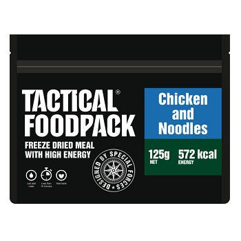 Tactical Foodpack ® Chicken and Noodles