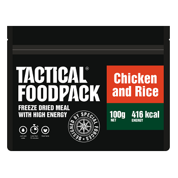 Tactical Foodpack ® Chicken and Rice