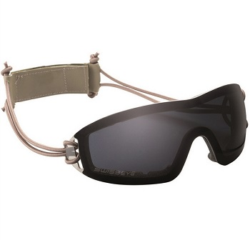 "SWISS EYE Taktische Brille ""Infantry"" - Smoke"