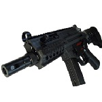 Maruzen MP5K A4 CQB GBBR SMG