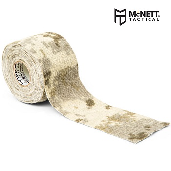 McNETT ® Tactical Camo Form - Digital Desert