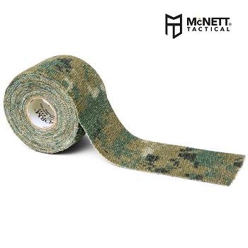 McNETT ® Tactical Camo Form - Digital Woodland