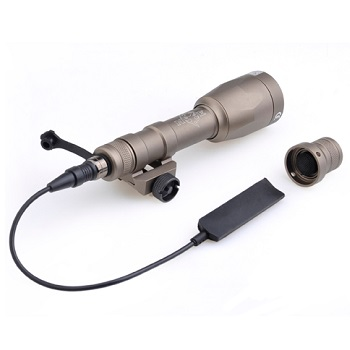 Night Evolution M600P Tactical Light (679 Lumen) - Dark Earth